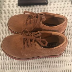 Sperry Tevin Oxford Toddler Shoe 11M
